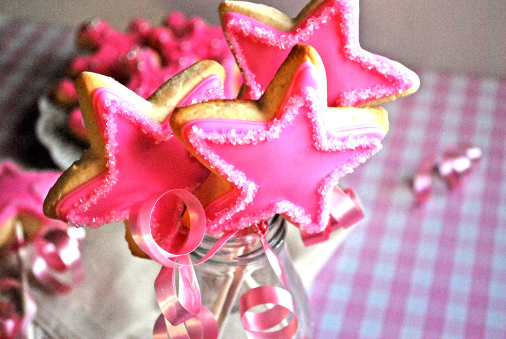 How to make a Cookie Bouquet – Cookies for England