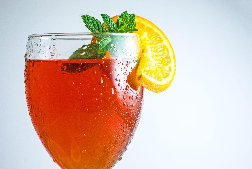 Citrus Mint Tea