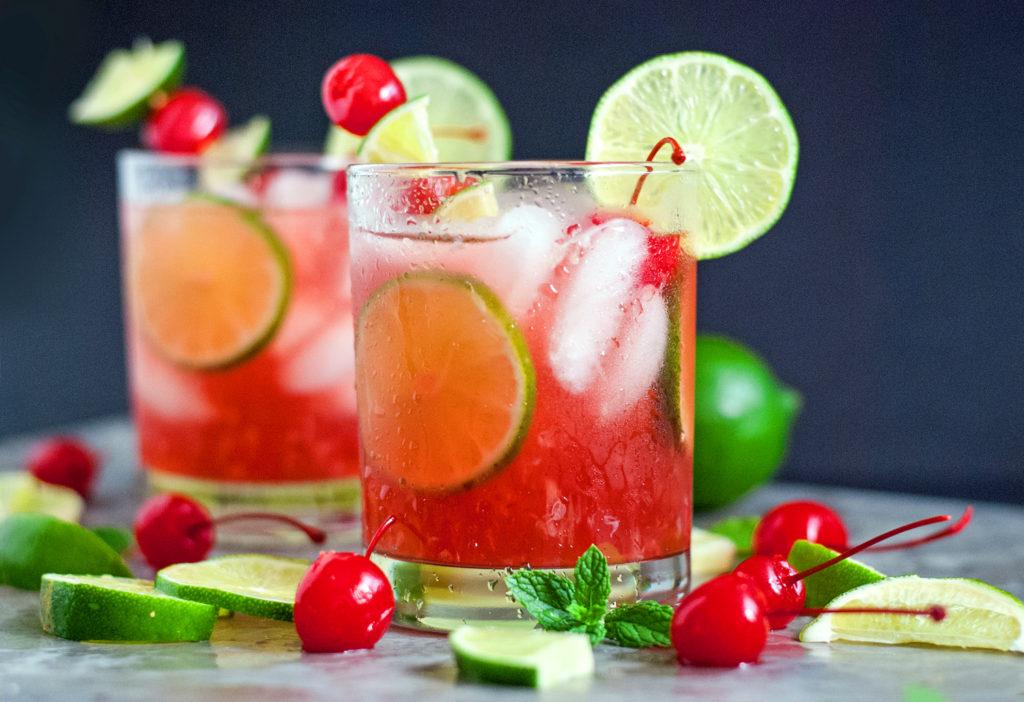Refreshing Cherry Limeade