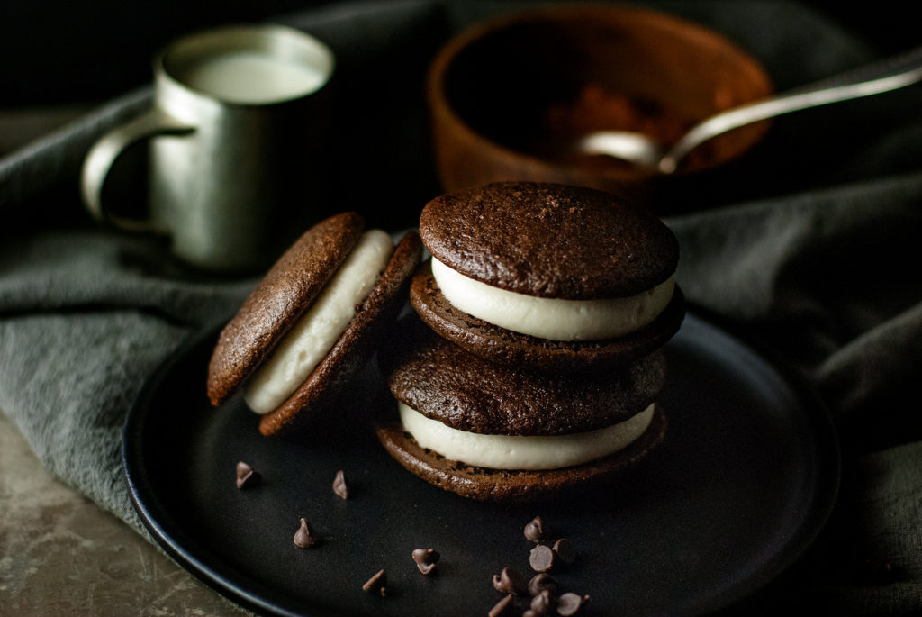 Classic Amish Whoopie Pies