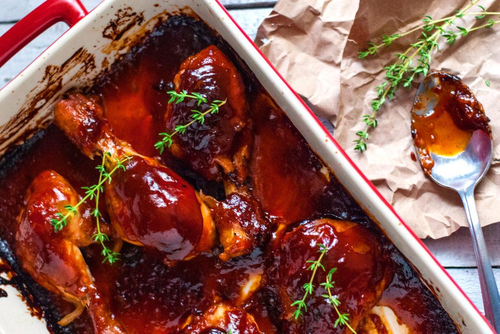 Easy BBQ Chicken