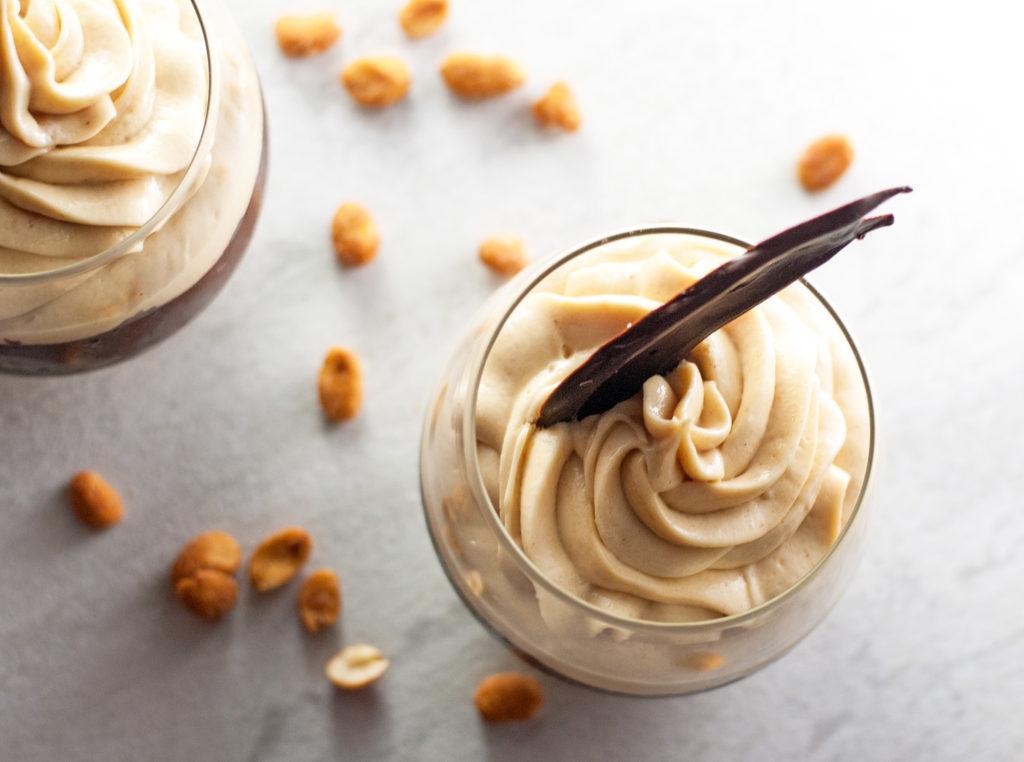Peanut Butter Parfaits