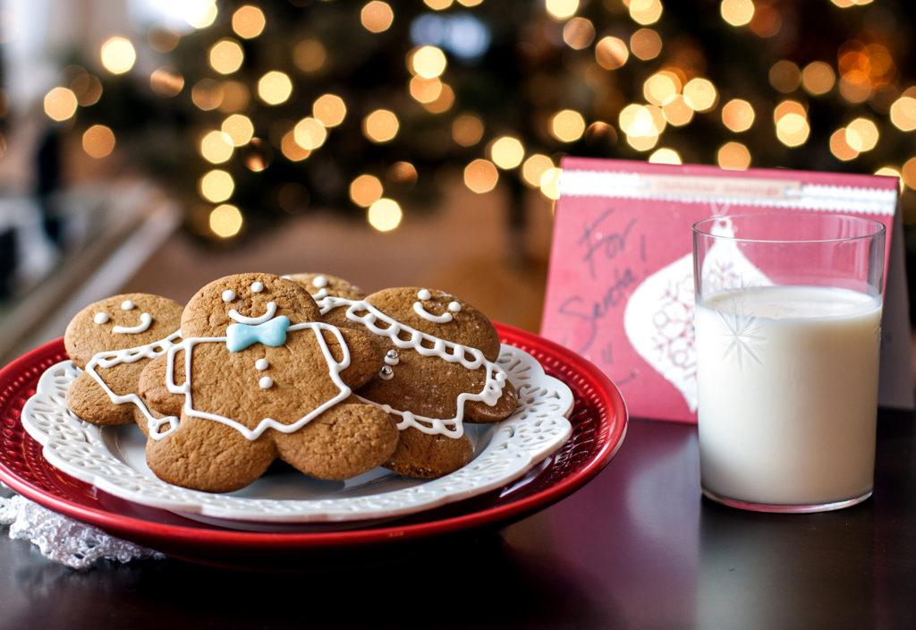Classic Gingerbread Men