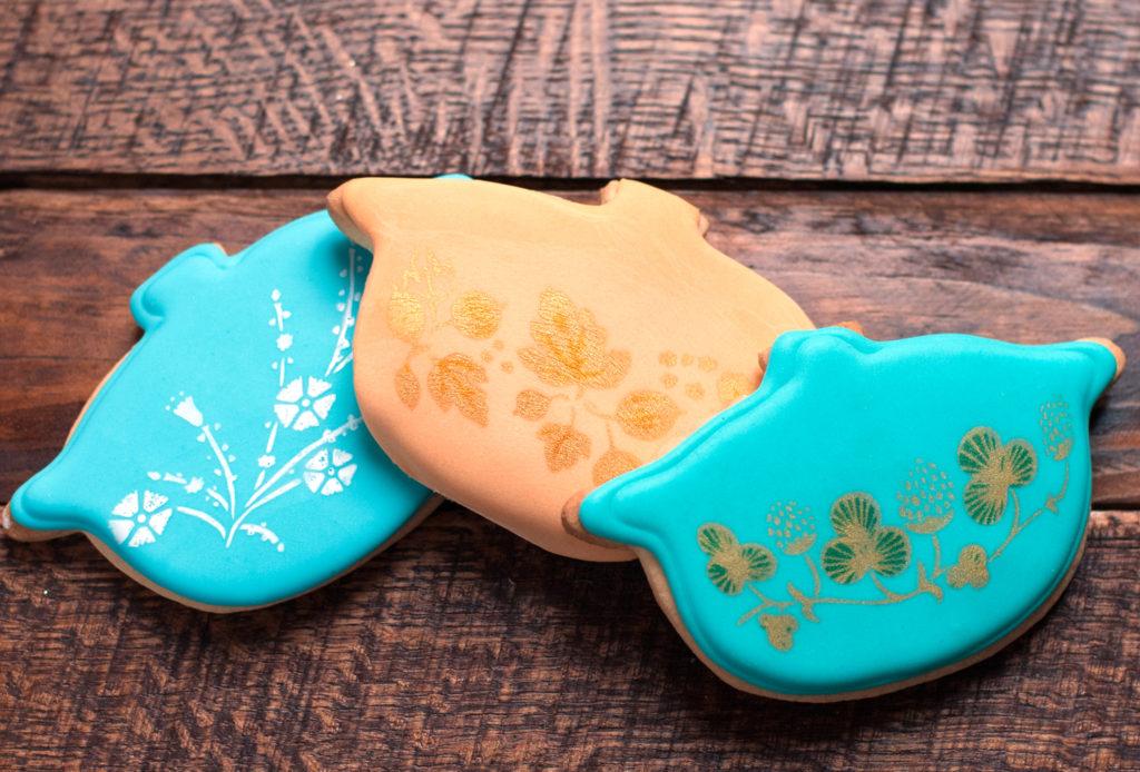 Vintage Pyrex Cookies