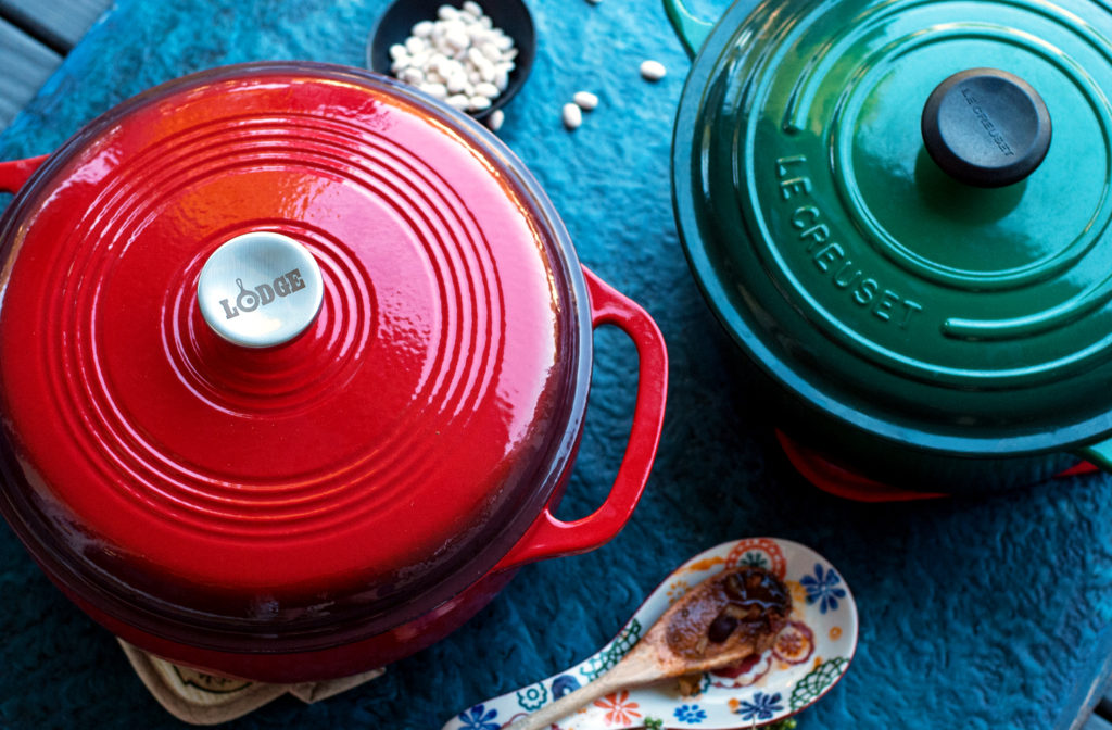 Lodge Vs. Le Creuset