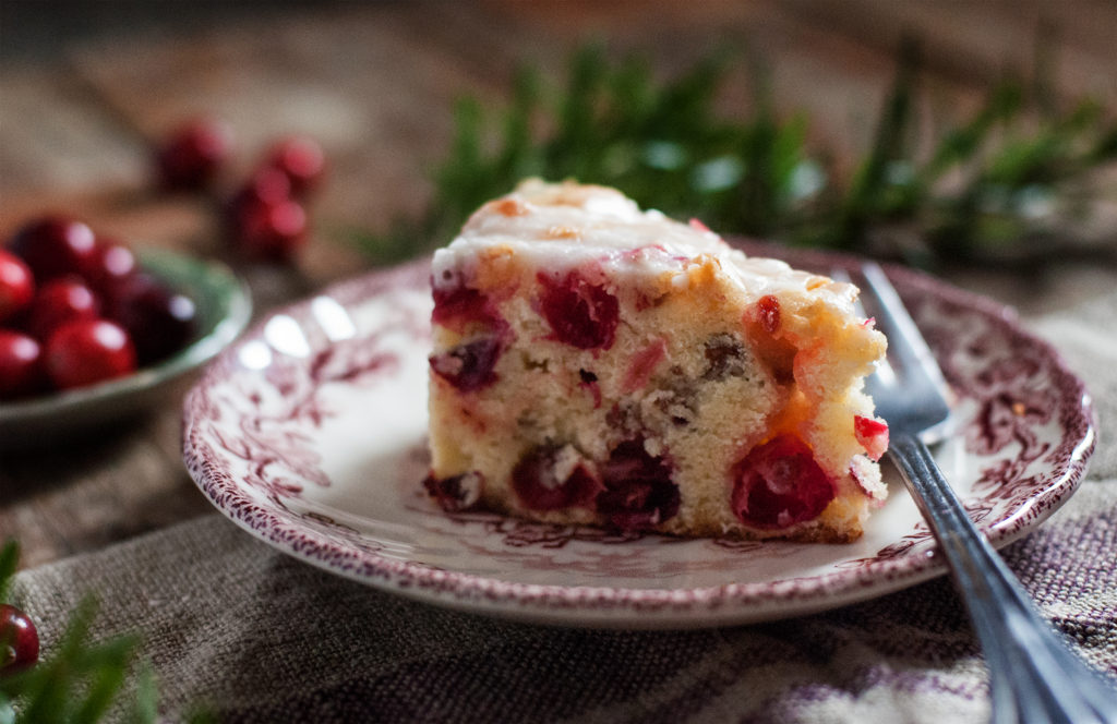 Cranberry Pecan Bliss Bars