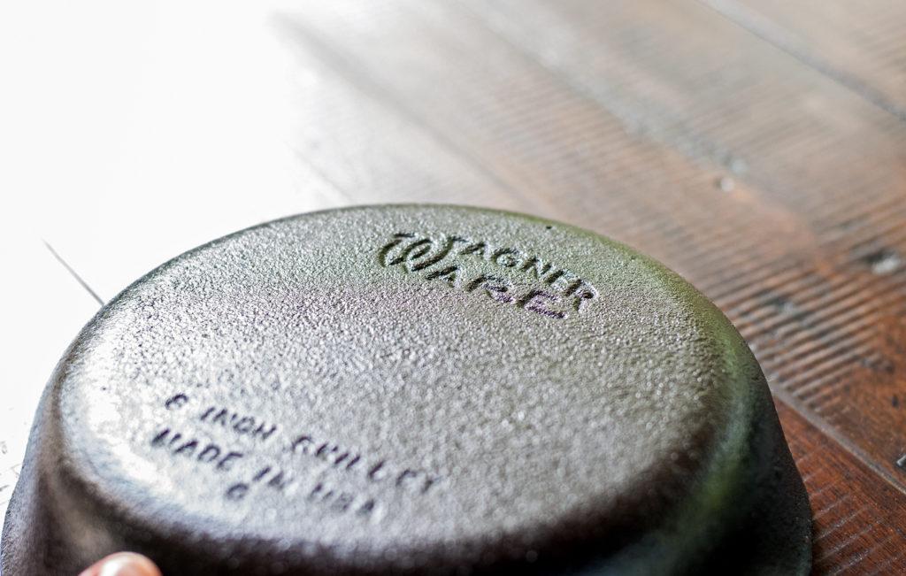 Restoring Cast Iron