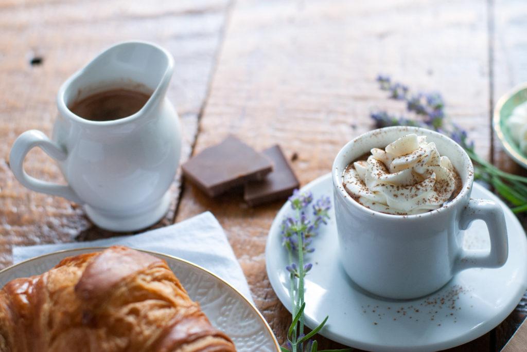 Angelina Hot Chocolate