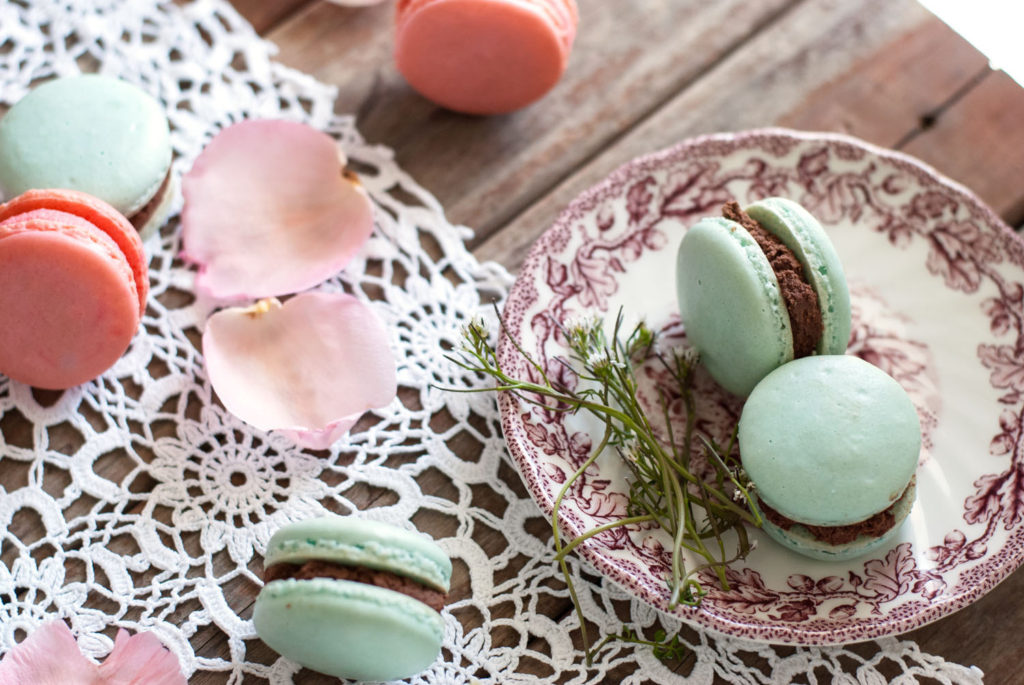 Italian vs. French Macarons